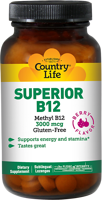 Country Life Superior B-12