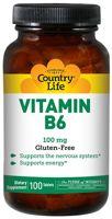 Country Life Vitamin B-6