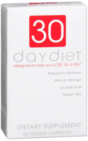 Creative Bioscience 30 Day Diet