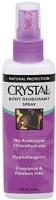 Crystal All Natural Body Deodorant Spray