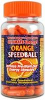D&E Orange Speedball