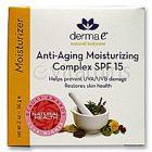 derma e Anti-Aging Moisturizing Complex SPF 15