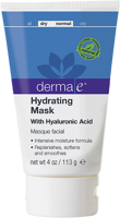 derma e Hyaluronic Hydrating Mask