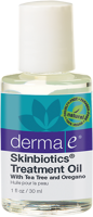 derma e Skinbiotics&reg Treatment Oil