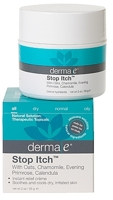 derma e Stop Itch Instant Relief Creme