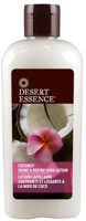 Desert Essence Coconut - Shine & Refine Hair Lotion