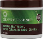 Desert Essence Facial Cleansing Pads
