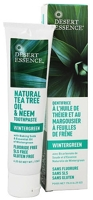 Desert Essence Natural Tea Tree Oil Toothpaste