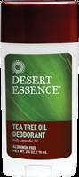Desert Essence Tea Tree Oil Deodorant with Lavendar Oil