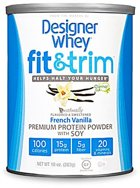 Designer Whey Fit & Trim Powder