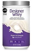 Designer Whey Protein Natural