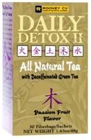 Detoxify Daily Detox Tea