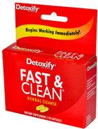 Detoxify Fast & Clean - Herbal Cleanse