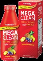 Detoxify Mega Clean - Herbal Cleanse