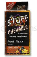 Detoxify The Stuff Chewable