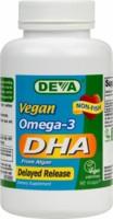 Deva Nutrition Vegan Omega-3 DHA