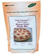 Dixie Diner Carb Counters Quick & Easy Rising Crust Pizza Mix