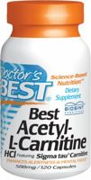 Doctor's Best Best Acetyl L-Carnitine HCl