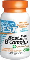 Doctor's Best Best Fully Active B Complex
