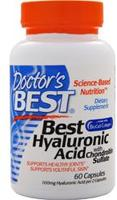 Doctor's Best Best Hyaluronic Acid w/ Chondroitin Sulfate