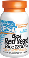 Doctor's Best Best Red Yeast Rice w/ CoQ10