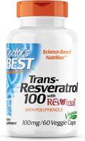 Doctor's Best Best trans-Resveratrol