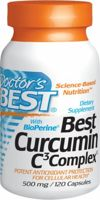 Doctor's Best Curcumin with Bioperine