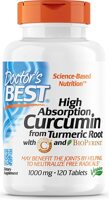 Doctor's Best Curcumin with C and Bioperine