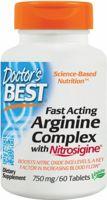 Doctor's Best Fast Acting Arginine Complex
