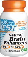 Doctor's Best Natural Brain Enhancers