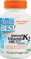 Doctor's Best Natural Vitamin K2 - MenaQ7