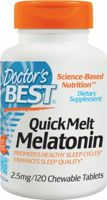 Doctor's Best QuickMelt Melatonin
