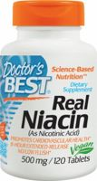 Doctor's Best Real Niacin
