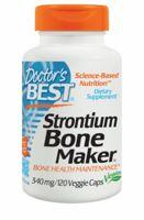 Doctor's Best Strontium Bone Maker