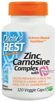 Doctor's Best Zinc Carnosine Complex with PepZinGI