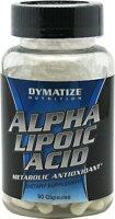 Dymatize Alpha Lipoic Acid