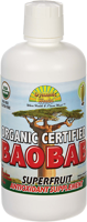 Dynamic Health Organic Certified Baobab Juice Blend