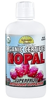 Dynamic Health Organic Certified Nopal Juice Blend