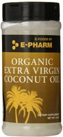E-pharm Organic Extra Virgin Coconut Oil
