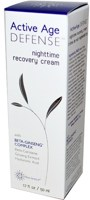 Earth Science Active Age Defense Nighttime Recovery Cream