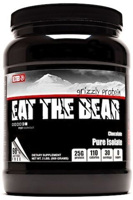 Eat the Bear Pure Isolate Whey Protein