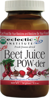 Eclectic Institute Beet Juice Powder