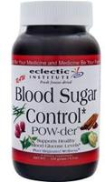 Eclectic Institute Blood Sugar Control POW-der