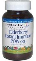 Eclectic Institute Elderberry Instant Immune POW-der