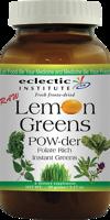 Eclectic Institute Lemon Greens POW-der