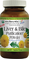 Eclectic Institute Liver and Bile Purification POW-der