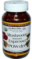 Eclectic Institute Mushroom Immune Espresso POW-der