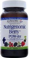 Eclectic Institute Nutrigenomic Berry POW-der