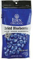 Eden Foods Dried Blueberries