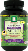 Emerald Laboratories Prenatal Multi Vit A Min Raw Whole-Food Based Formula
